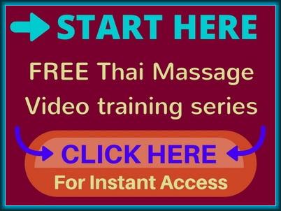 Free Thai Massage video series