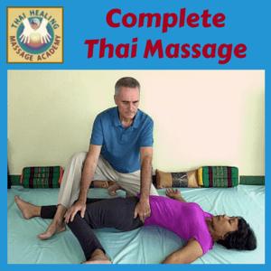 Complete Thai Massage course logo