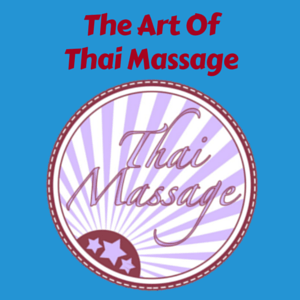 The Art Of Thai Massage course logo