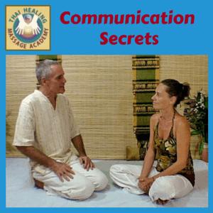 Communication Secrets For Massage course logo