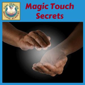 Magic Touch Secrets course logo