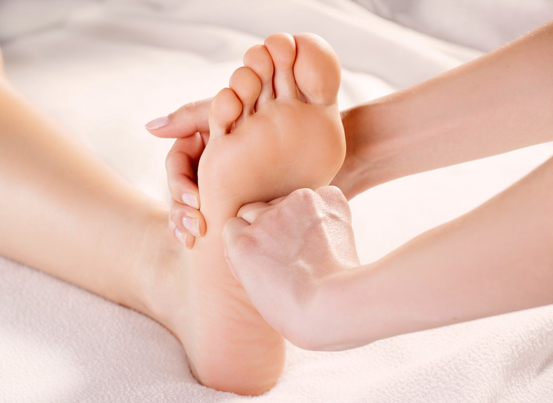 benefits of foot massage