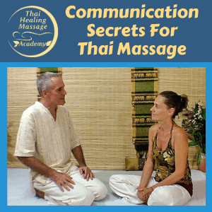 Communication Secrets For Thai Massage