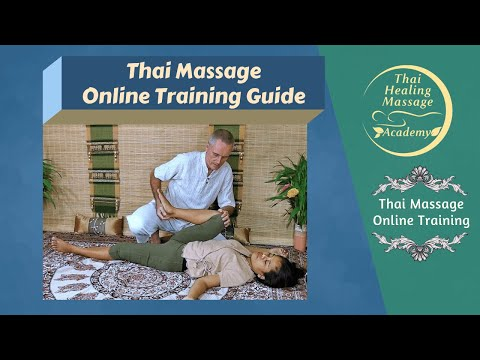 Thai Massage Online Training Guide