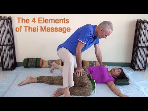 How To Master The 4 Elements Of Thai Massage