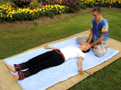 Heavenly Head Massage
