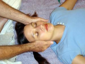 image of Heavenly Head Massage
