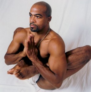 image of a yoga position