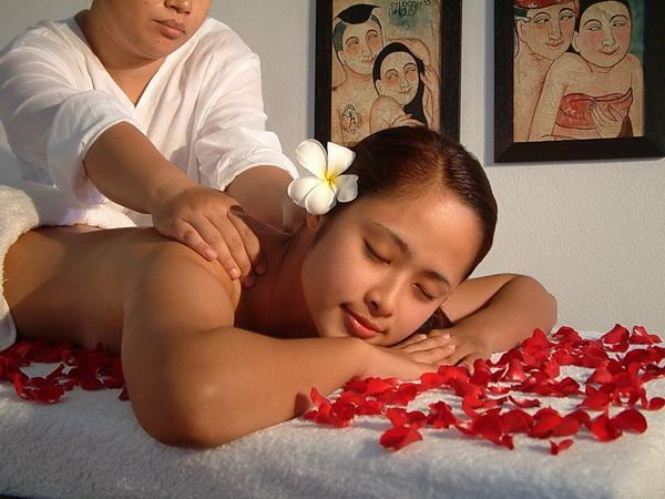 Chiang Mai spa massage