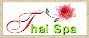 Thai Massage spa sign