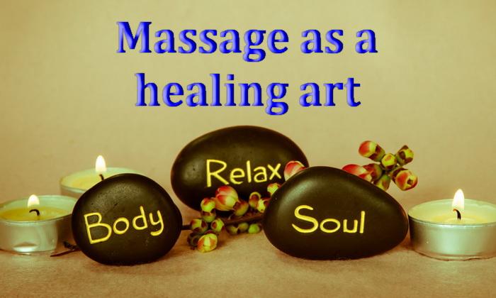 massage as a healing art