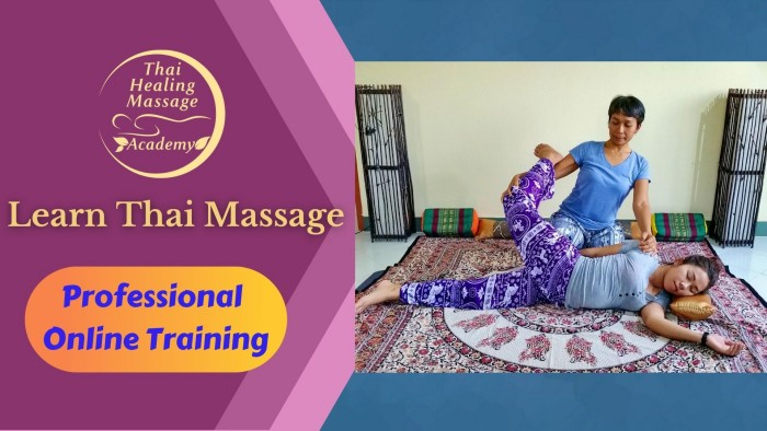 Learn thai massage online