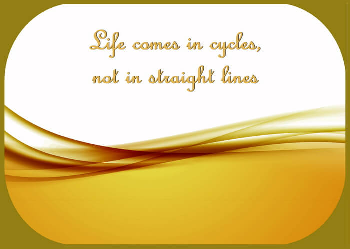 life cycles and massage therapy