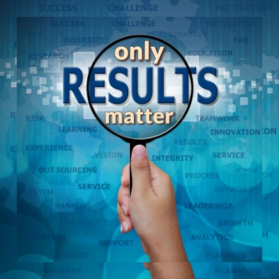 only results matter