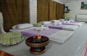Chiang Mai prison massage shop