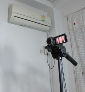 camera with aircon