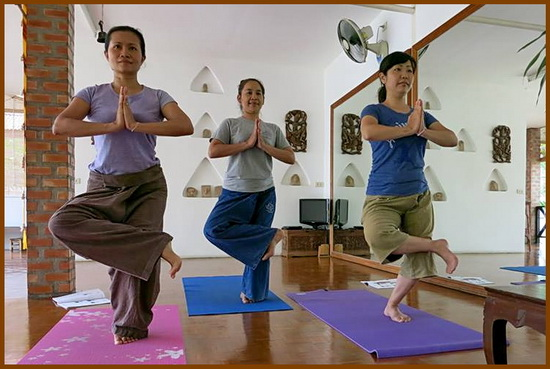 Rue sri datton - Thai yoga