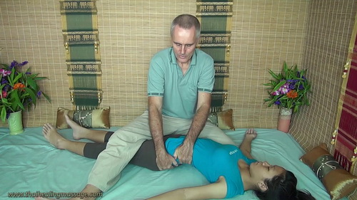 Thai Massage For Sciatica technique