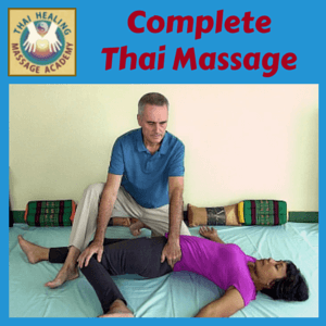 Complete Thai Massage course logo