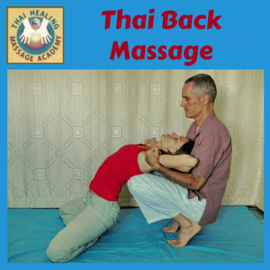 Thai Back Massage course logo