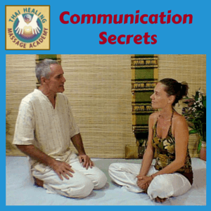 Communication Secrets For Massage course logo