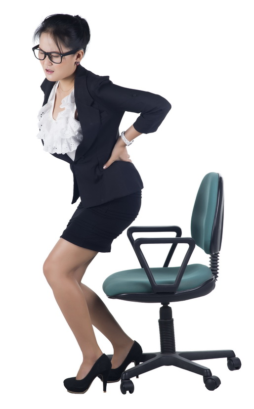 sitting causes upper body problems