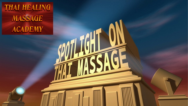 Spotlight on Thai Massage