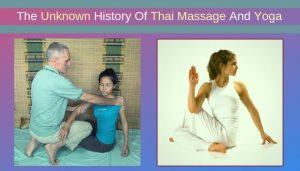 Thai Massage and Yoga