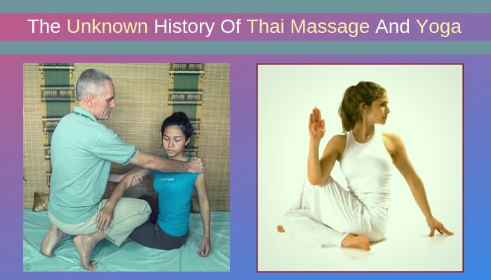 Thai Massage and yoga