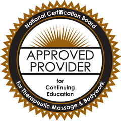 NCBTMB approved CE provider