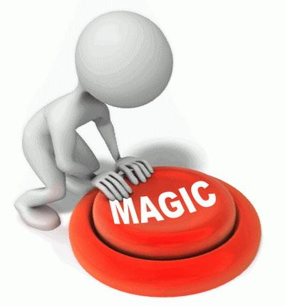 Magic push button for Thai Massage sen line work