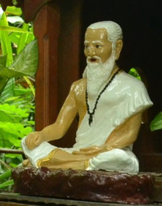 Image of the historical founder of Thai Massage