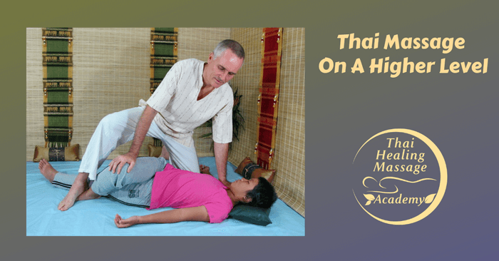 Thai Massage on a higher level