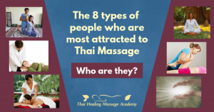 8 ideal candidates for Thai Massage training
