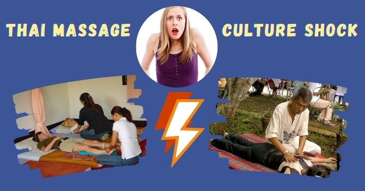 Thai Massage culture shock