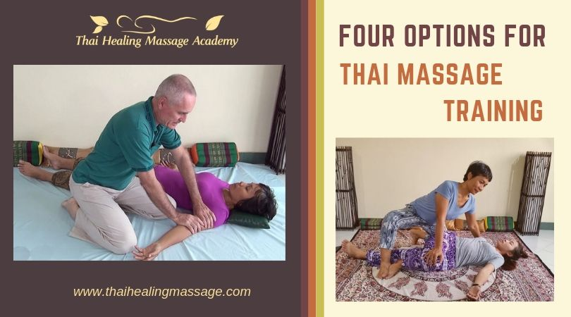 4 options to learn thai massage