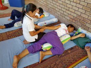 Thai Massage in Thailand