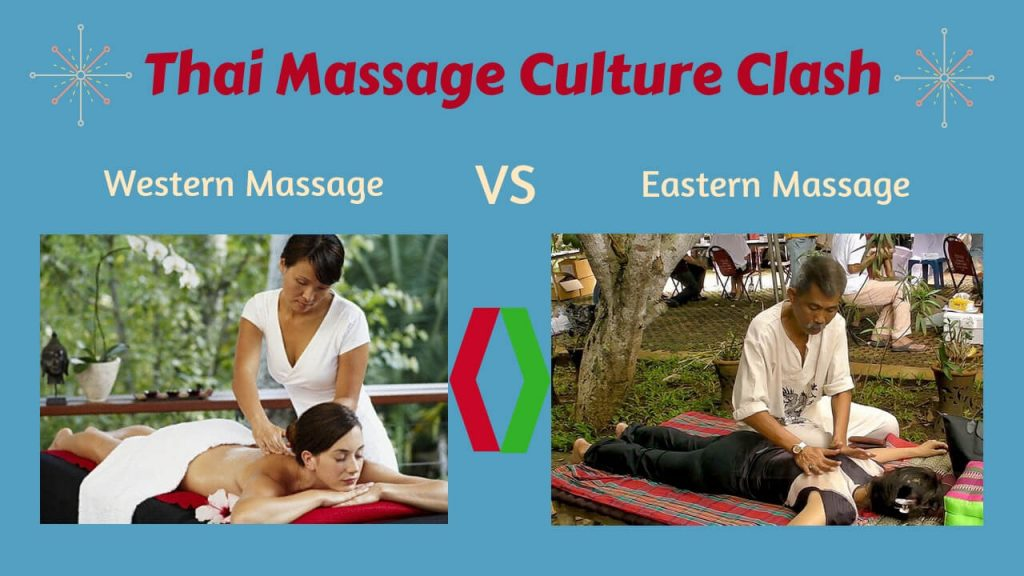 Thai Massage culture clash