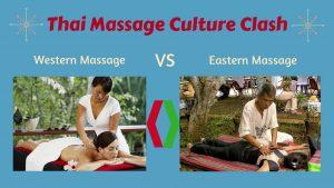 Thai Massage culture clash
