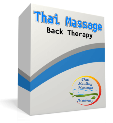 Thai Back Massage product package