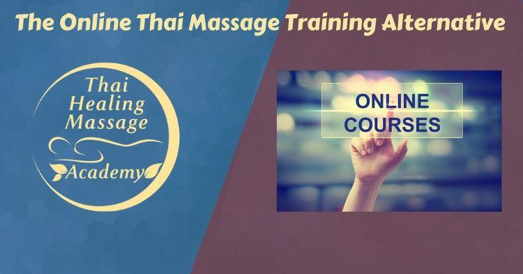 Thai Healing Massage Academy online courses
