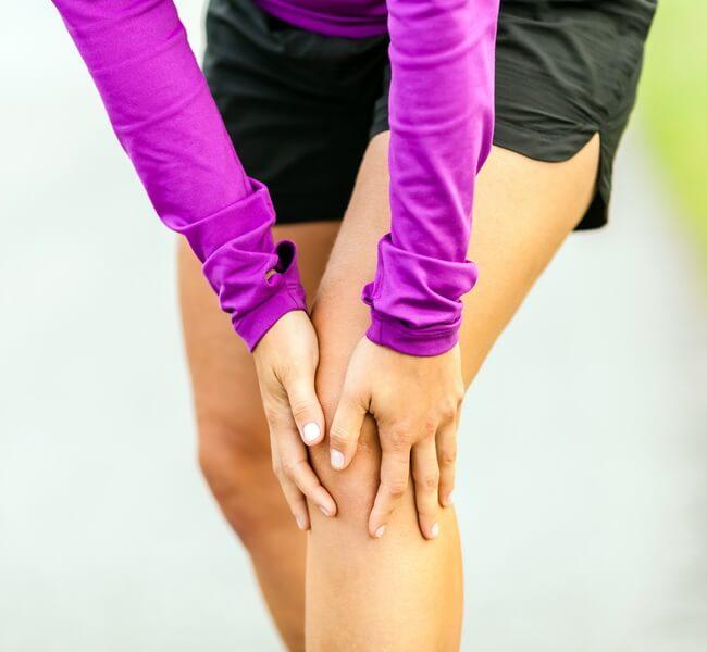 knee infury