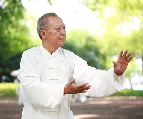 Tai Chi movement