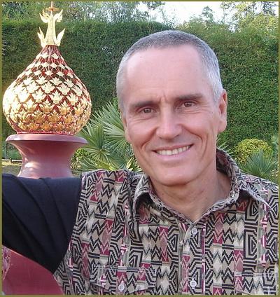 Shama Kern, founder of Thai Healing Massage Academy