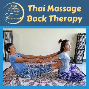Thai Massage back therapy