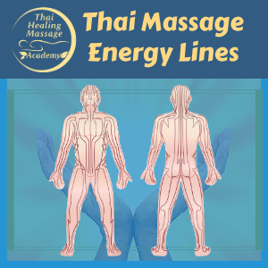 Thai Massage energy lines