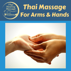 Thai Massage for arms and hands