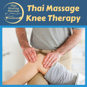 Thai Massage knee therapy