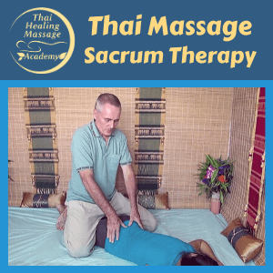 Thai Massage sacrum therapy