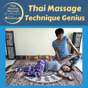 Thai Massage technique genius